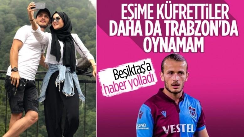 Abdulkadir Parmak Beşiktaş'la Görüşüyor
