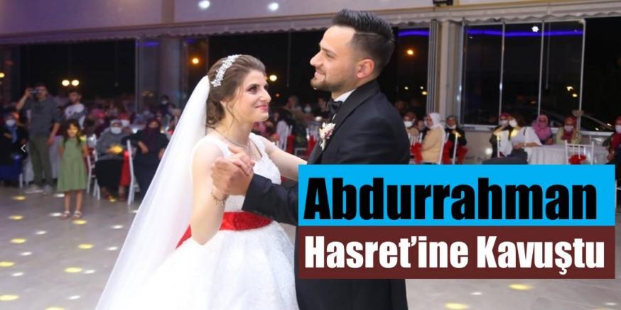 Abdurrahman, Hasret'ine Kavuştu
