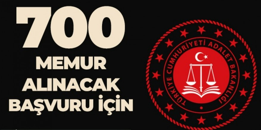 adalet bakanligi adalet bakanligi 700 memur aliyor dogru haberin adresi