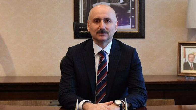Bakan Karaismailoğlu'ndan Trabzon-Erzincan Demiryolu Açıklaması