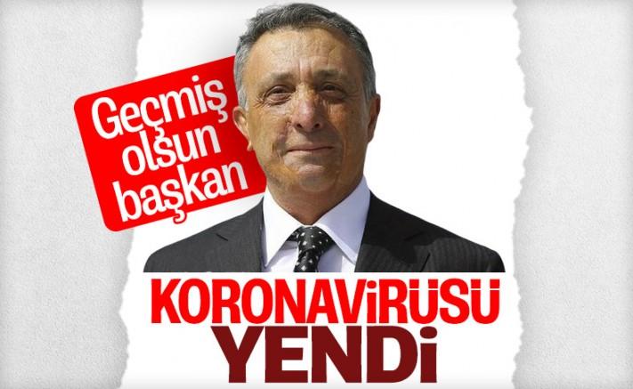 Başkan Ahmet Nur Çebi'nin Son Testi Negatif Çıktı