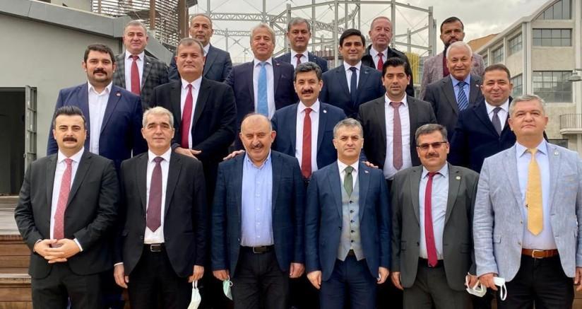Başkan Bıyık Yomra İçin İstanbul'u Arşınladı