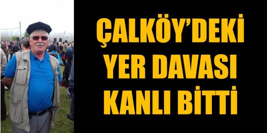 Düzköy'de Şok Cinayet: Ağabeyine Kurşun Yağdırdı