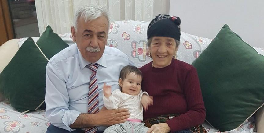 Eski Başkan Eşini Kaybetti