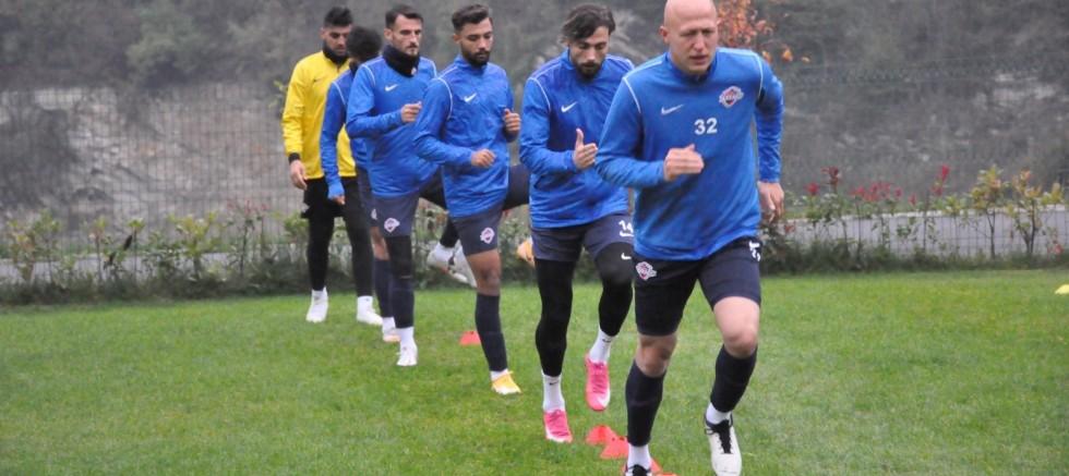 Hekimoğlu, Kayserispor Maçı Hazırlıklarına Başladı