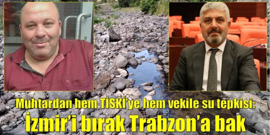 Muhtardan, Milletvekili Günnar'a Su Tepkisi