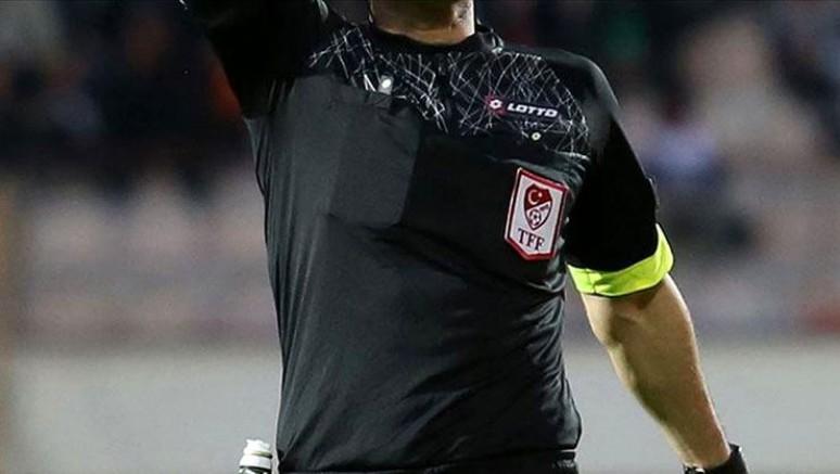 Süper Lig'de 17. Hafta Maçlarının Hakemleri