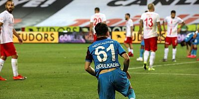 Trabzonspor Evinde 11 Puan Kaybetti