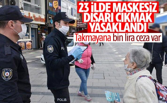Trabzon'da Bu Caddelere Maskesiz Giremezsiniz!
