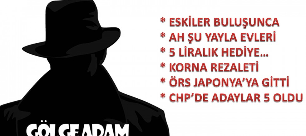 Trabzon'da neler oluyor neler...