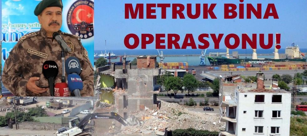 Trabzon Emniyeti harekete geçti