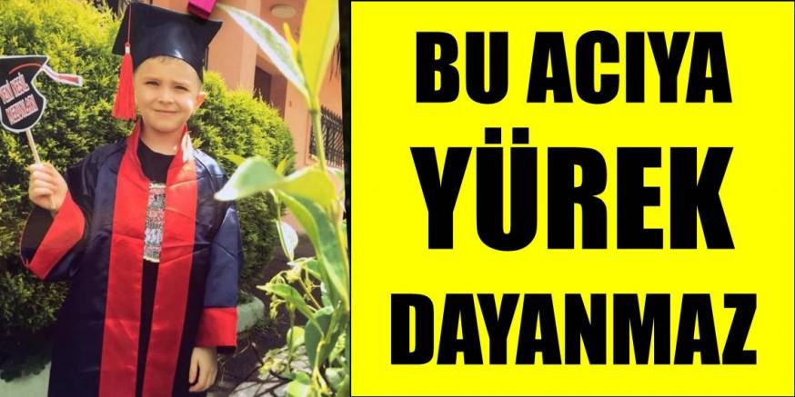 Trabzon Minik Çınar'a Ağlıyor!