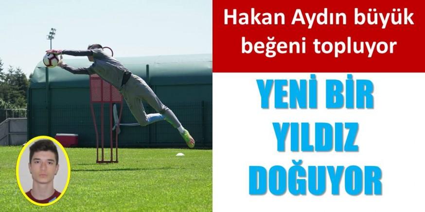 Trabzonspor'da yeni bir yıldız doğuyor