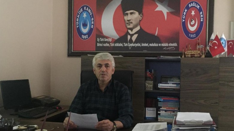 Türk Sağlık Sen Başkanı Serdar: Makul İyileştirmeler Yapılmalı