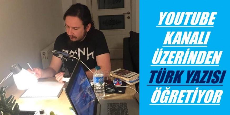 Türk Yazısı Öğretimini Genel Ağa Taşıdı